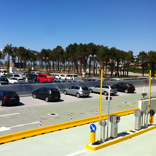 parking lignano
